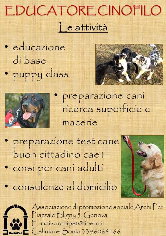 educazione_cinofila