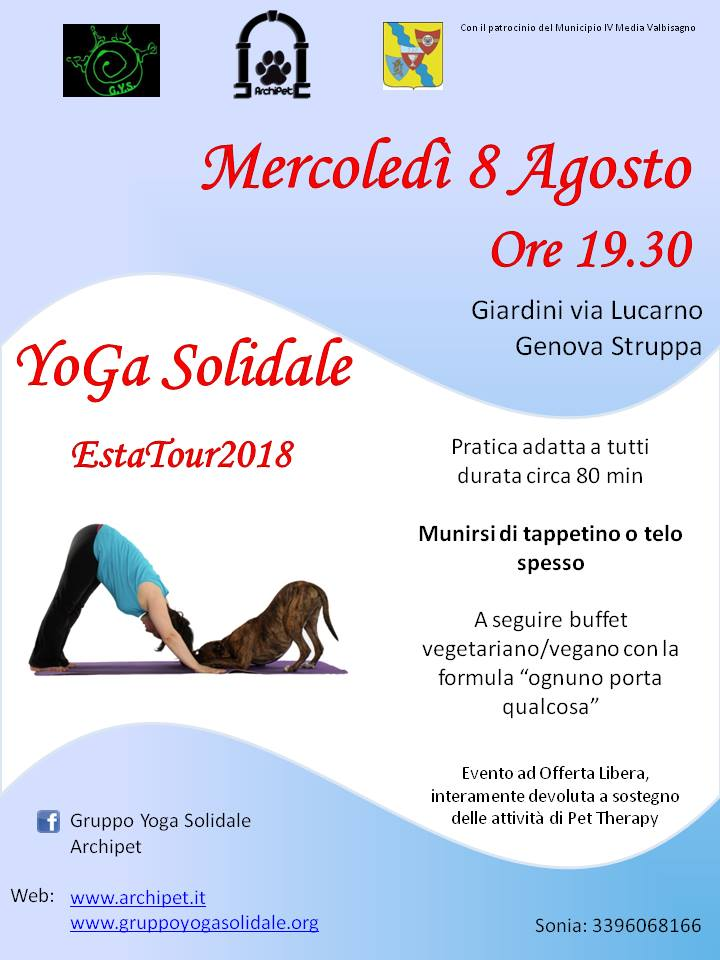 Yoga solidale