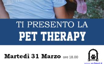 Ti presento la pet therapy